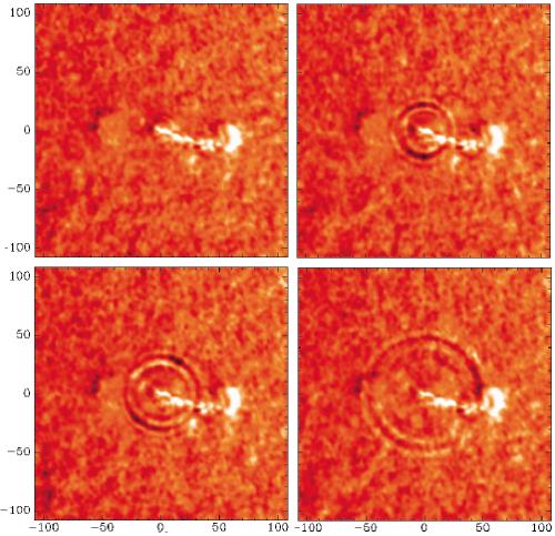 SOHO:守望太阳20年