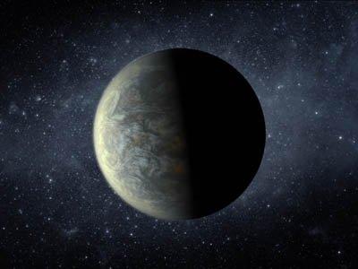 第一颗地球尺度的系外行星