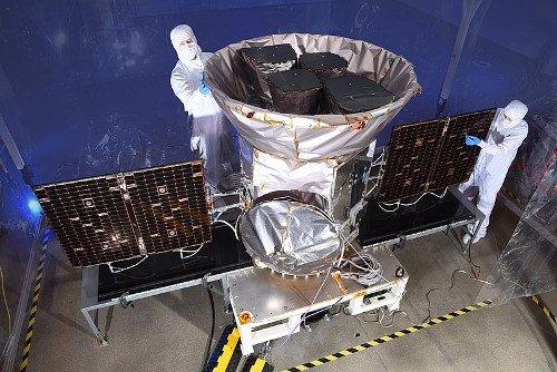 TESS:寻觅万千行星