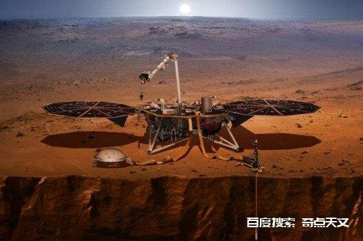 来自洞察号的数据揭开火星核心的尺寸