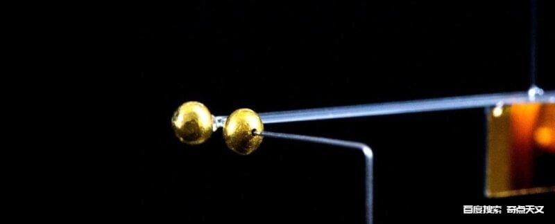 物理学家刚完成了迄今为止最微弱的引力场测量