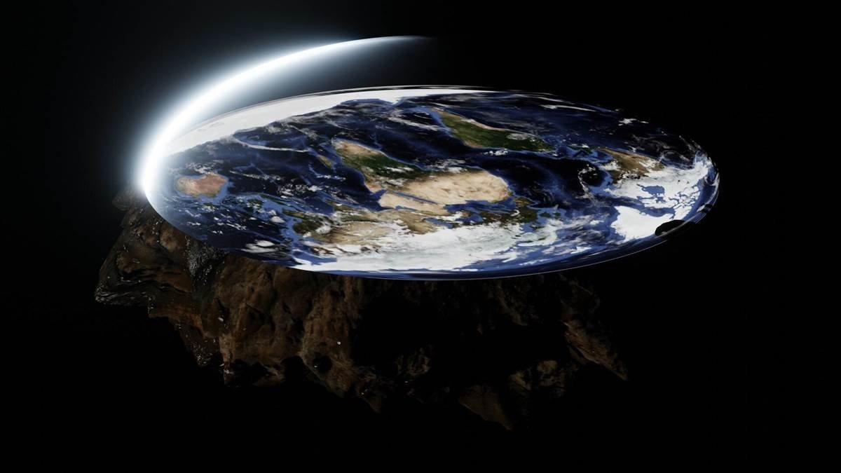 都2021年了,相信地球平坦的人越來越多?地平党稱科學家撒謊