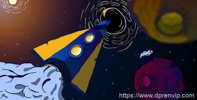 【宇宙科普】「黑洞」究竟什麽?是一个「洞」,还是漆黑的球形天体?