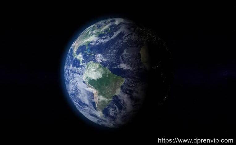 【宇宙科普】地球已自转了45亿年,为什麽至今仍未停下来?能量来自哪裡?
