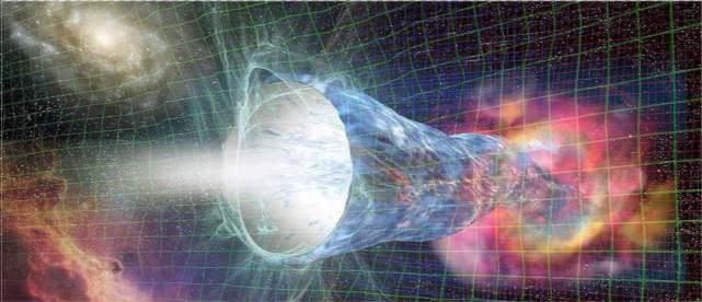 最新研究表明:我们可能都错了!宇宙可能是一个巨大的循环