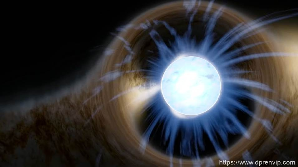 【宇宙科普】中子星的内核是什麽样的?科学家「撬开」了它的外壳