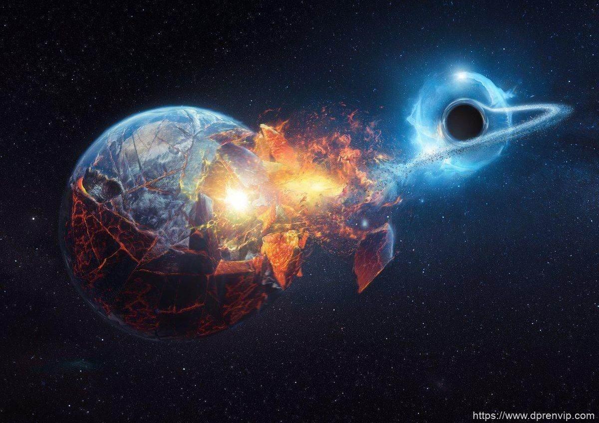 距离地球最近的黑洞被发现,因为质量太小,刷新科学家理论