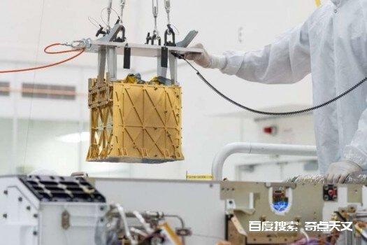 毅力号又一创举成功在火星上生产氧气