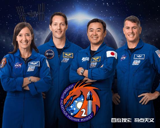 SpaceX今年载人首秀!二手火箭发射二手飞船,四名宇航员飞赴国际空间站