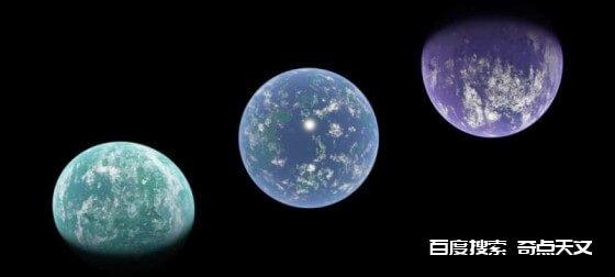 如果在系外行星大气层中侦测到异戊二烯可能有生物存在