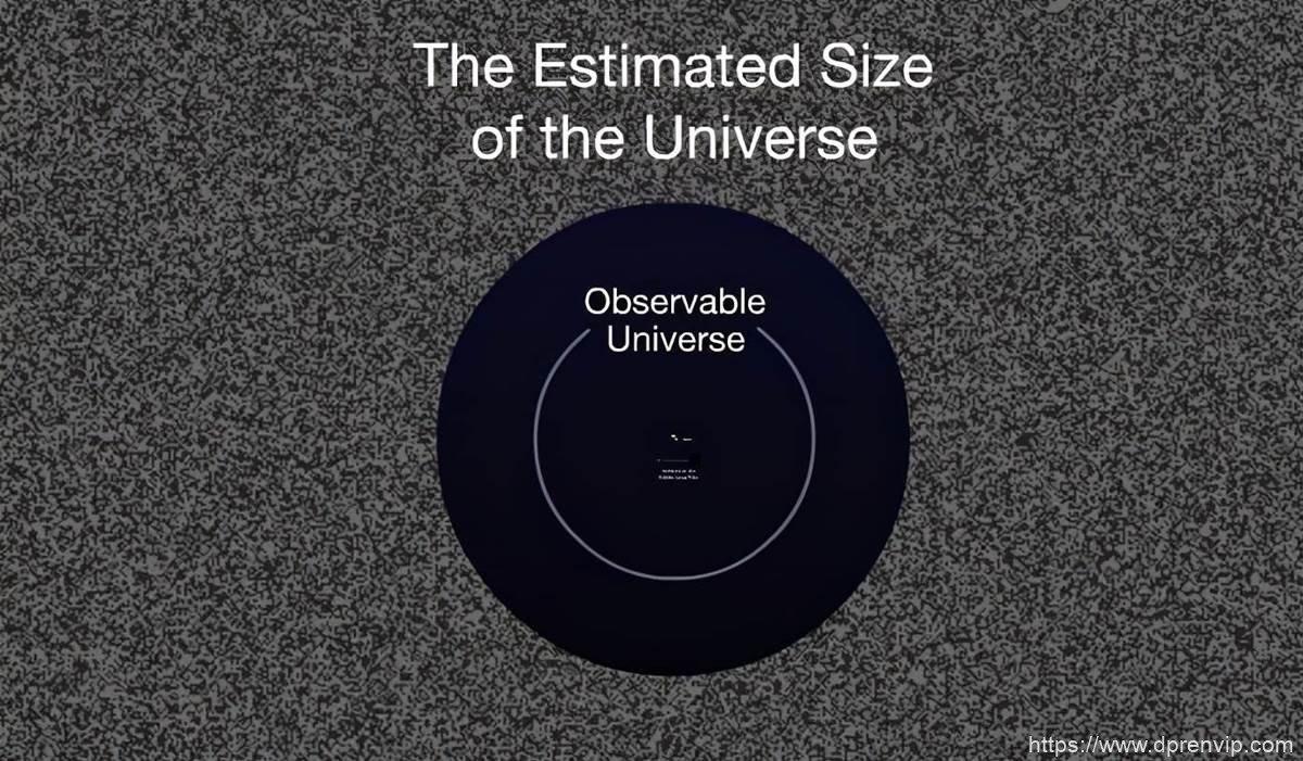 【脑洞系列】电子究竟有多小?如果地球缩小到只有电子那麽大,宇宙会有多大?