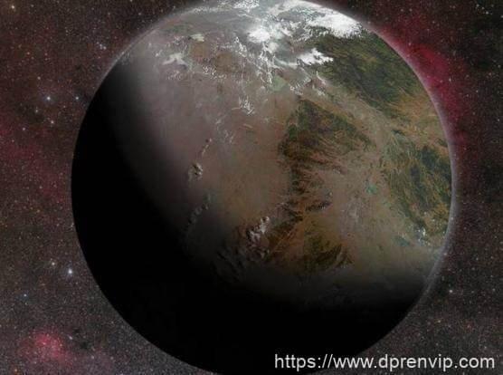 21光年外的格利泽581d可能已偷偷诞生生命