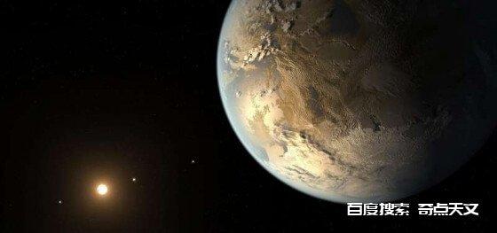 荷兰天文学家开发新模型可以预测系外行星的碳循环存在
