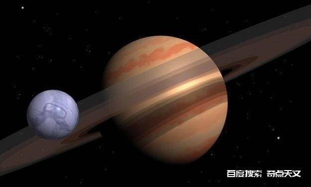 流浪行星的系外卫星也可以拥有液态水