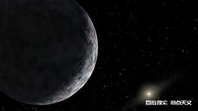 谁是在太阳系中最遥远的天体