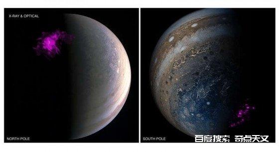科学家解开40年来木星X射线极光之谜