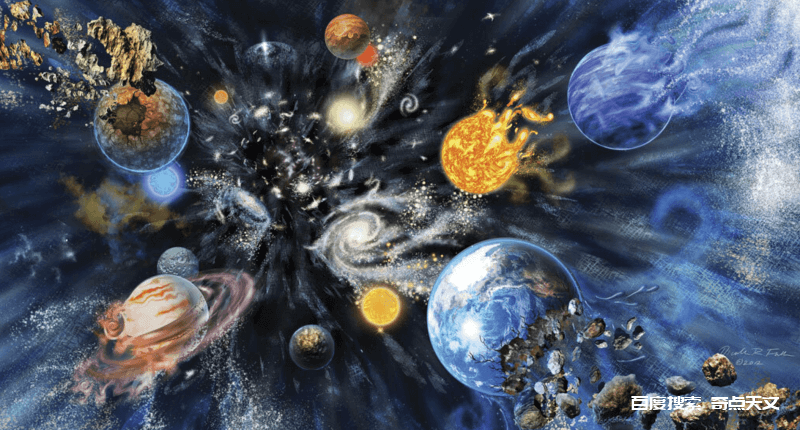 宇宙总有一天会灭亡,科学家表示场面会非常残忍