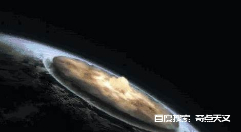 如果一根针以光速撞击地球会造成什麽后果?地球消失还是毫无反应?