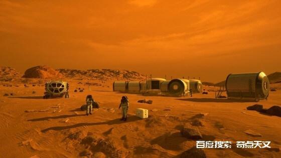宇宙辐射可能使火星上的温室无法种植农作物