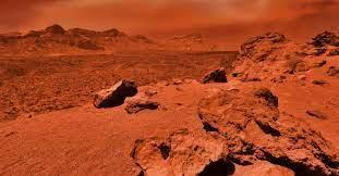 火星发现城市遗迹!