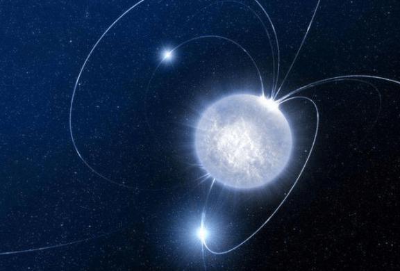 如果有一颗强磁星进入太阳系,那么将会发生什么呢?
