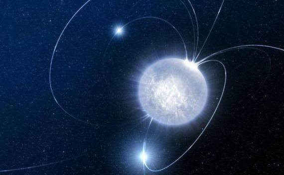 What happens if there is a strong magnetic star entering the solar system?