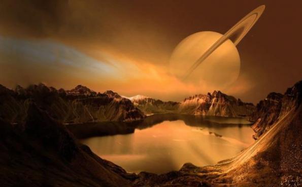 科学家们绘制了泰坦地质的全球地图