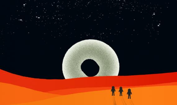 科幻小说丨宇宙奇遇之黑暗的高维文明