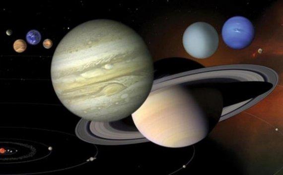 宇宙中天体大小真实比较,地球就是一粒沙子!