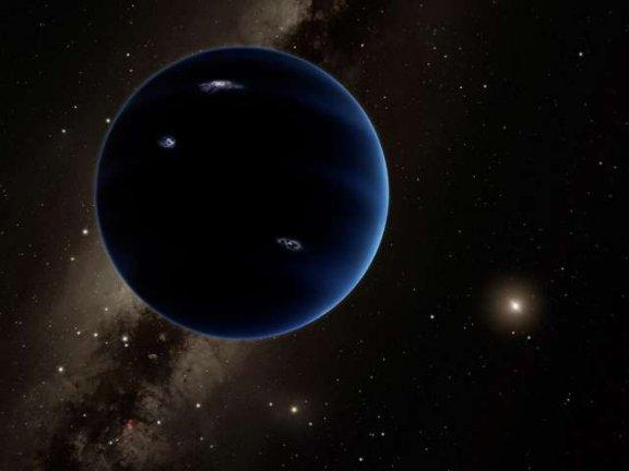 最新研究表明,第九行星可能是原始的黑洞