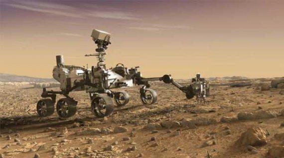 美国宇航局的下一个火星漫游者将如何寻找外星生命