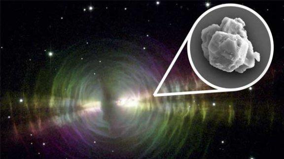 70亿年前的星尘是地球上发现的最古老的物质