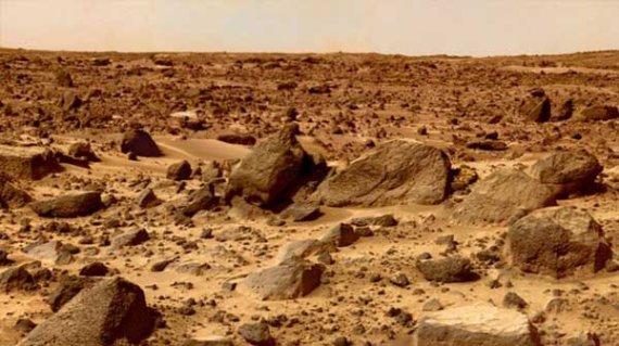 火星表面可能会周期性地形成盐水