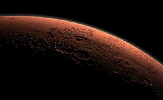 火星上的环境可能曾经适合RNA存在
