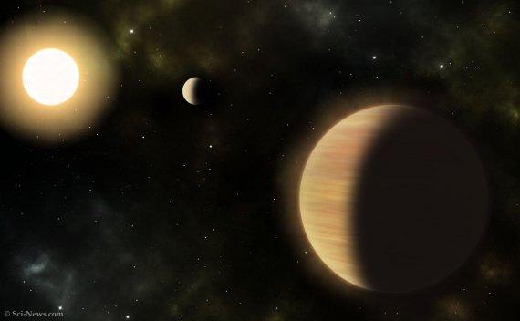TESS发现有热木星与热海王星共同存在的恒星系统