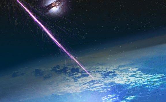 宇宙射线可能在生命的起源中起了关键作用