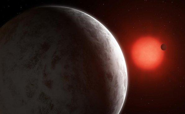 发现距离仅11光年的超级地球
