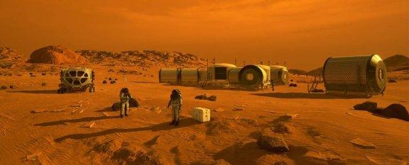如果人类真的想移民火星,那需要多少人去建立殖民地?