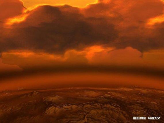 漂浮的微生物有没有可能在金星的酸性云中生存