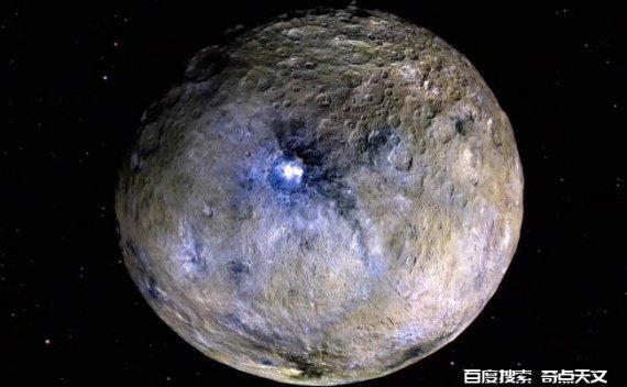 谷神星:小行星带的海洋世界