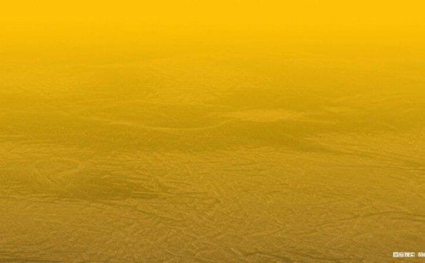 金星古老的层状褶皱岩石指向火山成因