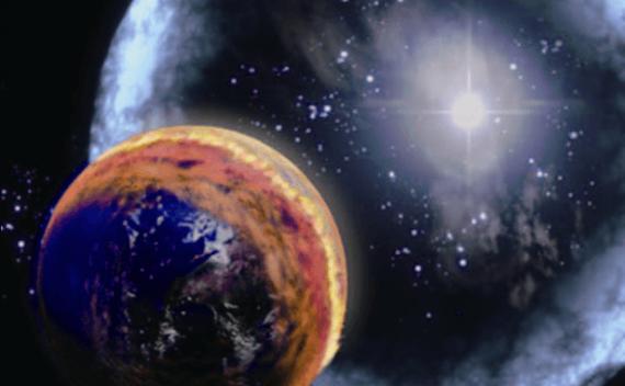 伽玛射线暴决定宇宙中出现生命的可能位置