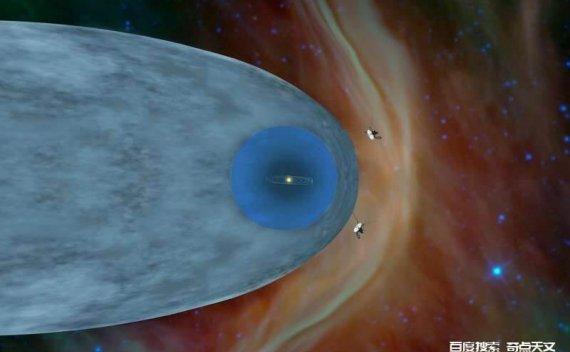 宇宙有边吗?太阳系的边缘在距地球19300000000公里的地方