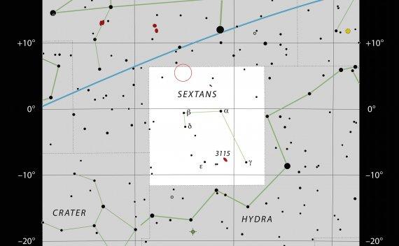 天文学家发现了超怪物级黑洞,掌控着六个星系