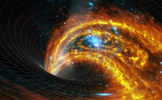 霍金是对的:新研究显示黑洞确实会蒸发