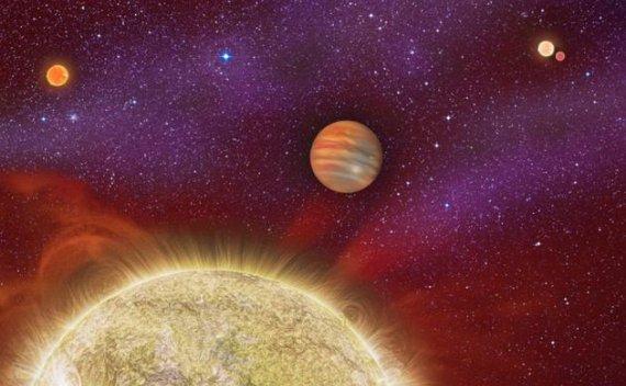 系外行星内部结构是什么样?极端压强实验帮揭开答案