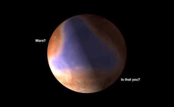 火星存在大型地下水系统,火星或曾是一片海洋