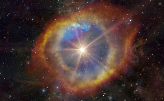 关于宇宙神秘快速射电暴5种猜测:或来源于黑洞崩塌