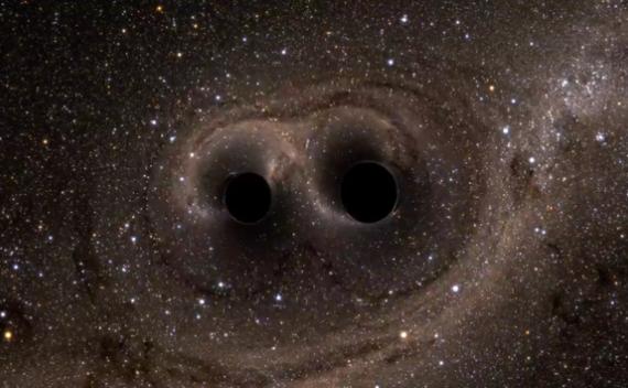 物理学家新发现四起黑洞相撞事件