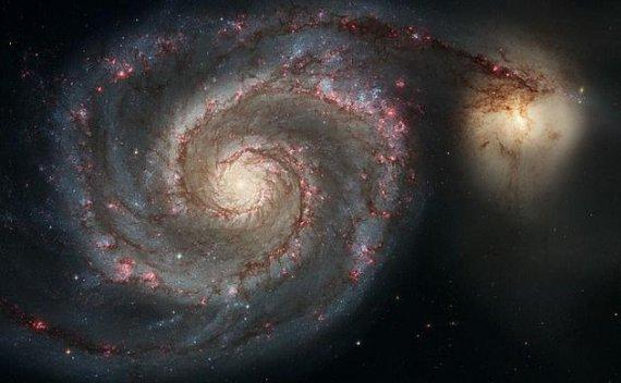 太阳系提前毁灭?20亿年后银河系发生星系碰撞